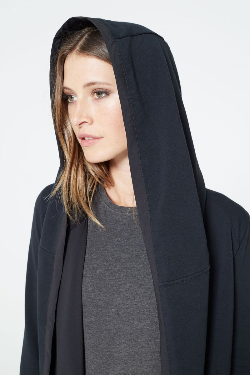 Sabrina Hooded Cardigan