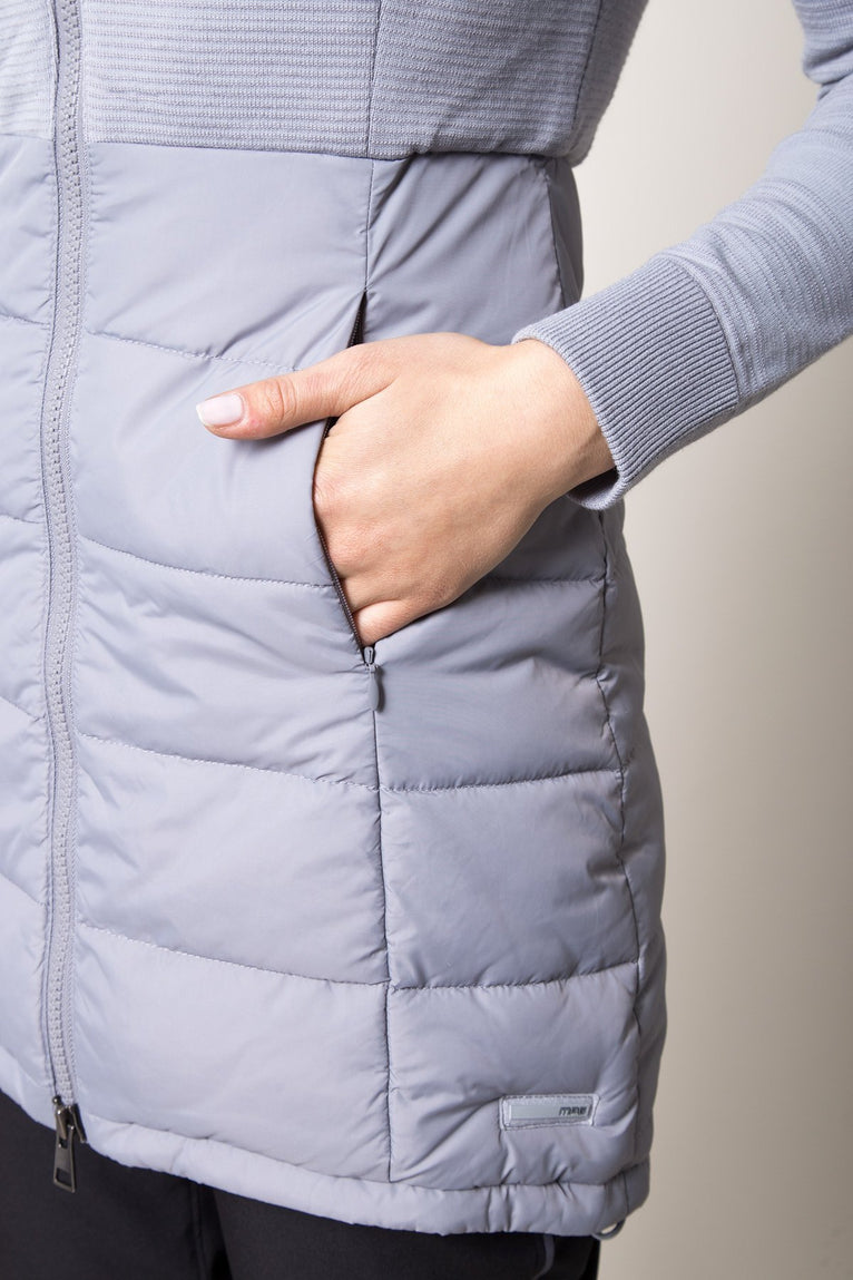 Ascent Insulated Sweat Tech Jacket