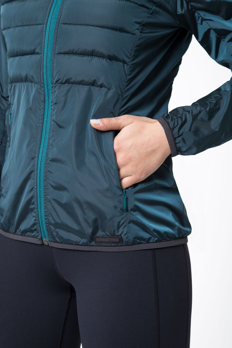 Speed 2.0 Insulated Metallic-Look Run Jacket