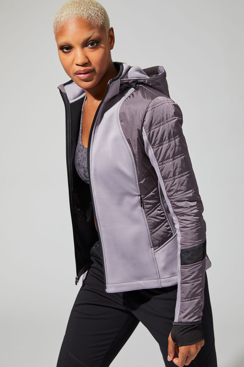 Fusion Insulated Active Jacket