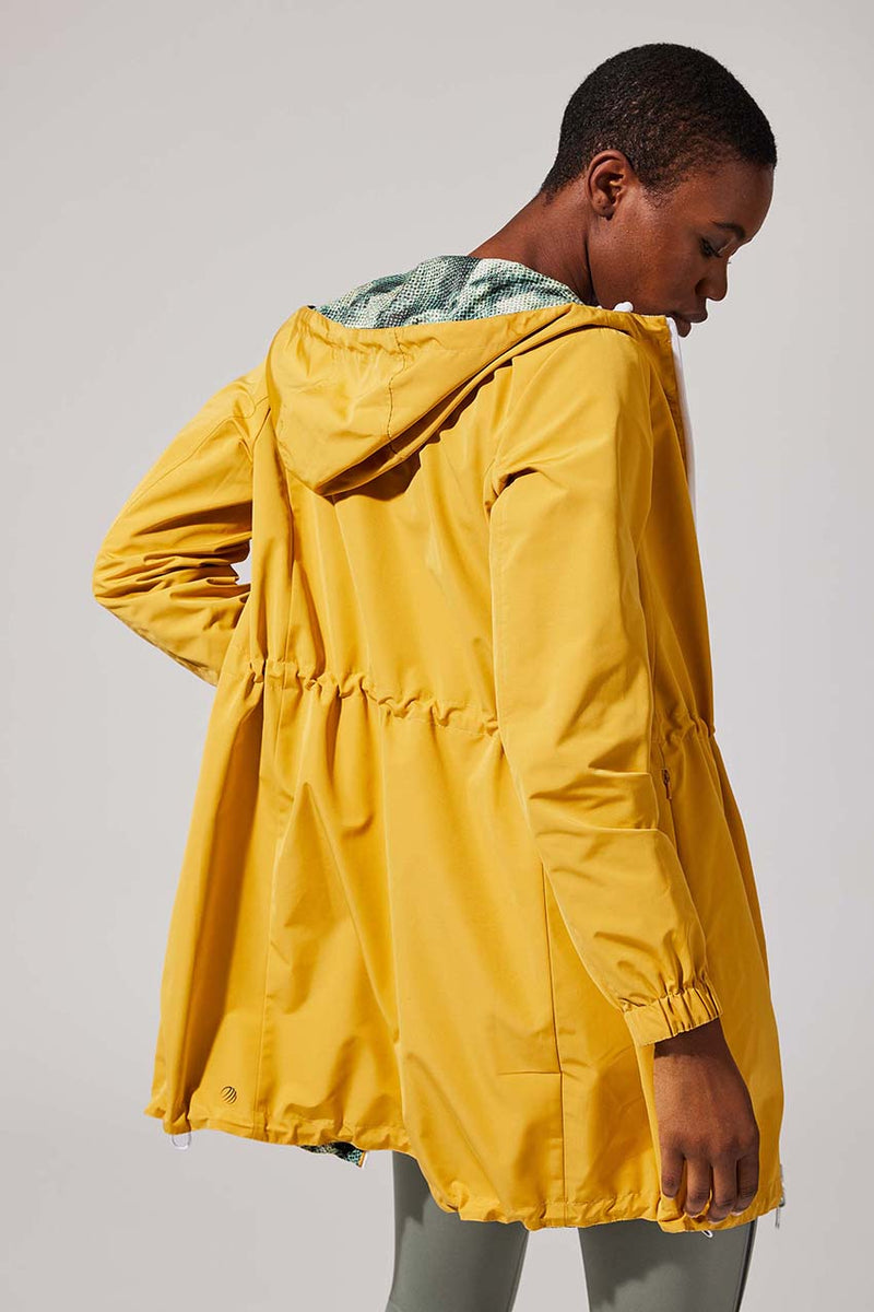 Drizzle Reversible Anorak Jacket