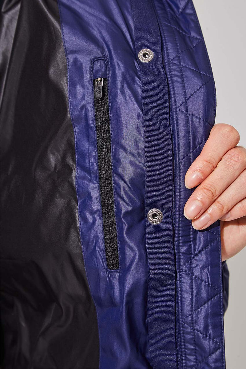 Traveler Down Filled Recycled Polyester Cargo Parka