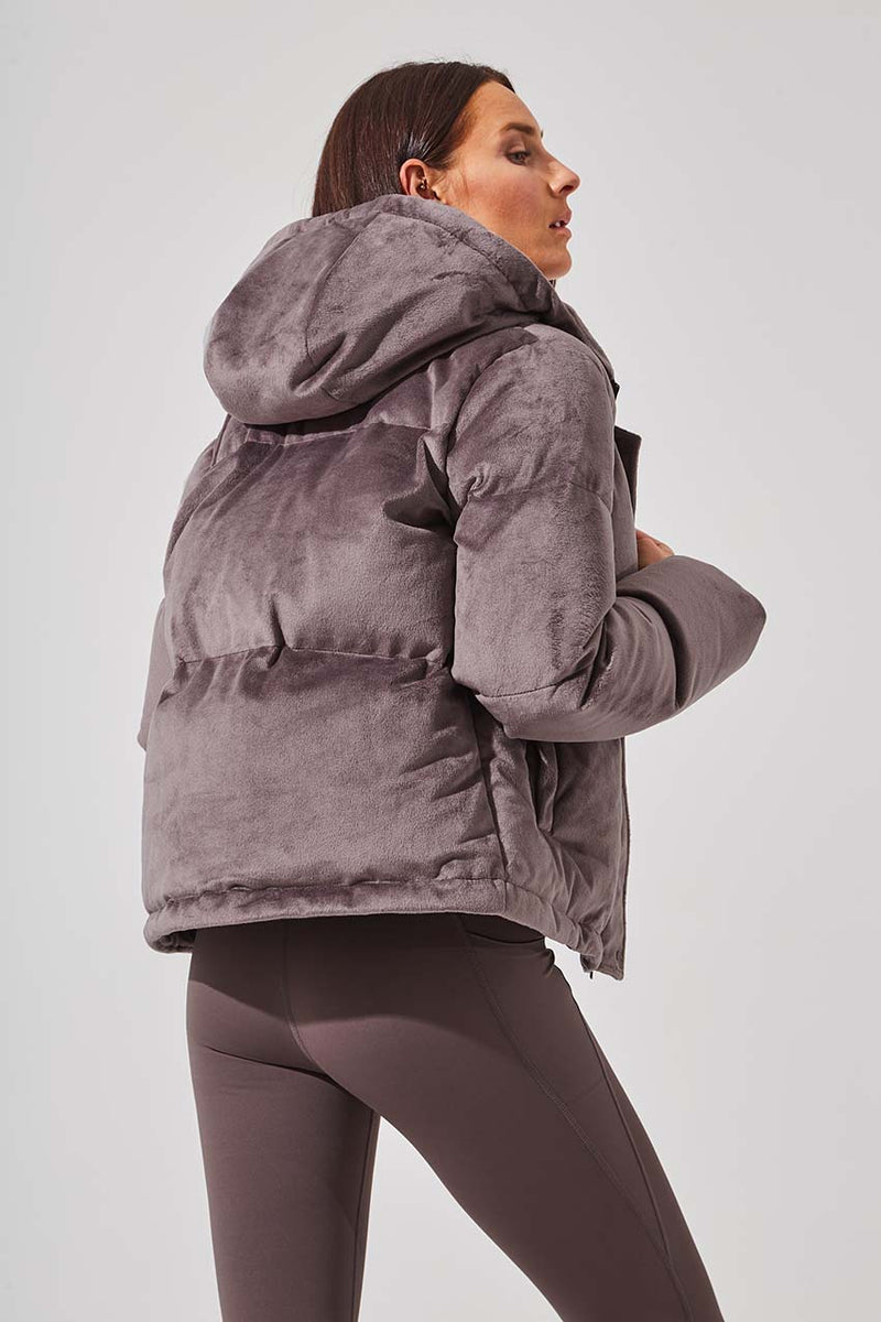 Altitude Down Filled Short Puffer Jacket