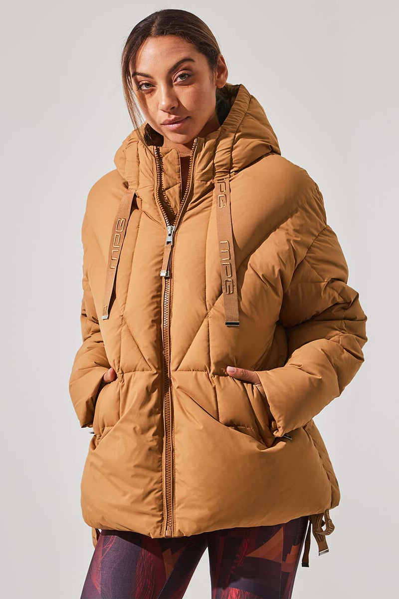 Stratosphere Down Filled Slouchy Puffer Jacket