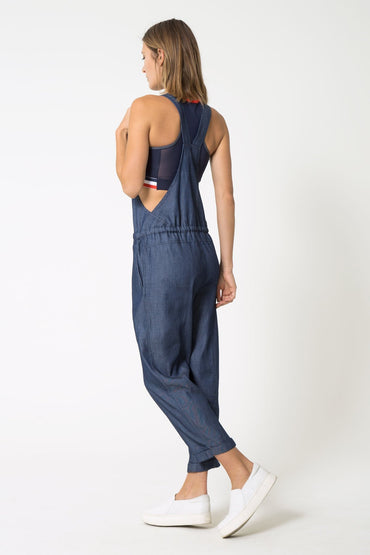 Folklore Chambray Overall