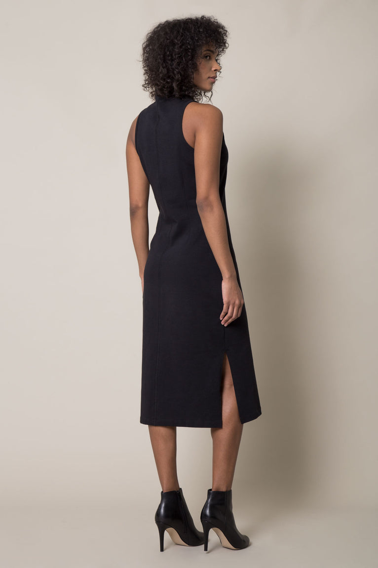 Runway 2.0 Mock Neck Dress