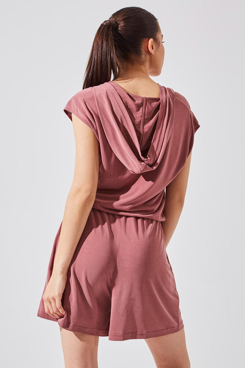 Illusion Natural Modal Relaxed Romper