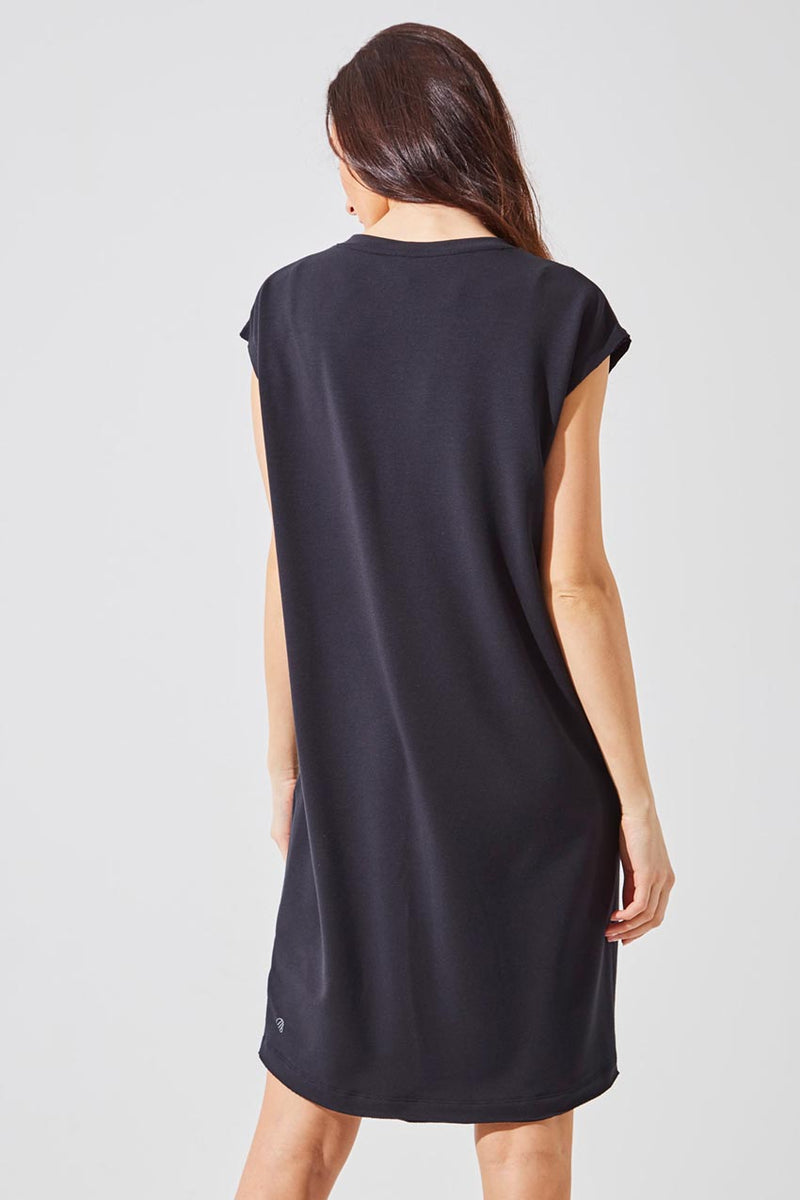 Bloom Relaxed Dress with Tencel™ Modal