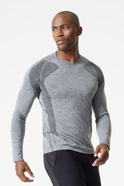 Indirect Stink-Free Seamless Long Sleeve