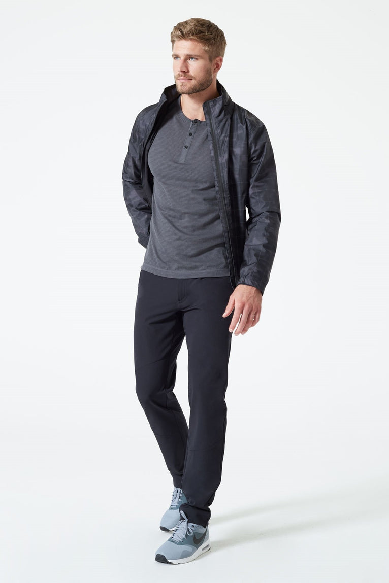 Boston Merino Wool Henley