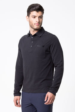 Rediscover Long Sleeve Polo