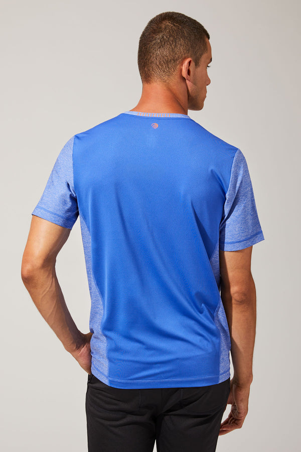 Endure Mesh Back Short Sleeve T-Shirt