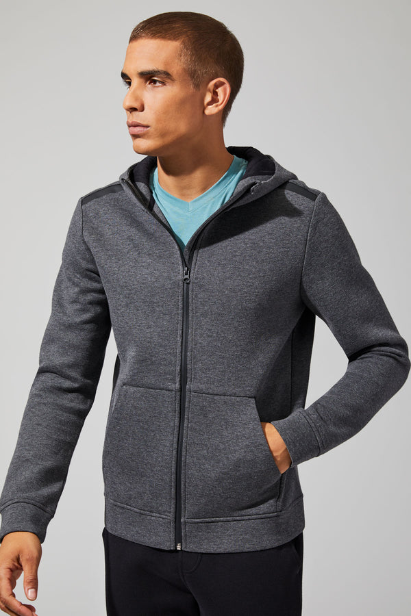 Recline Engineered Fleece Zip-Up Hoodie
