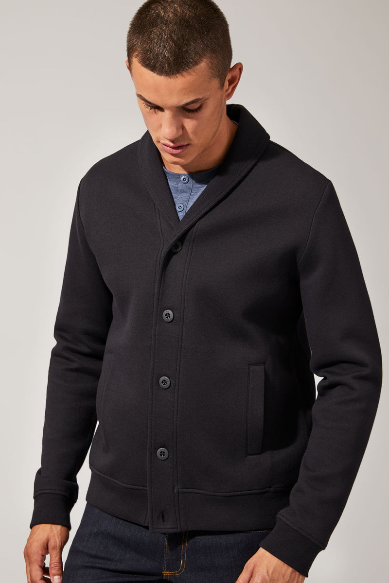 Jacob Technical Cardigan