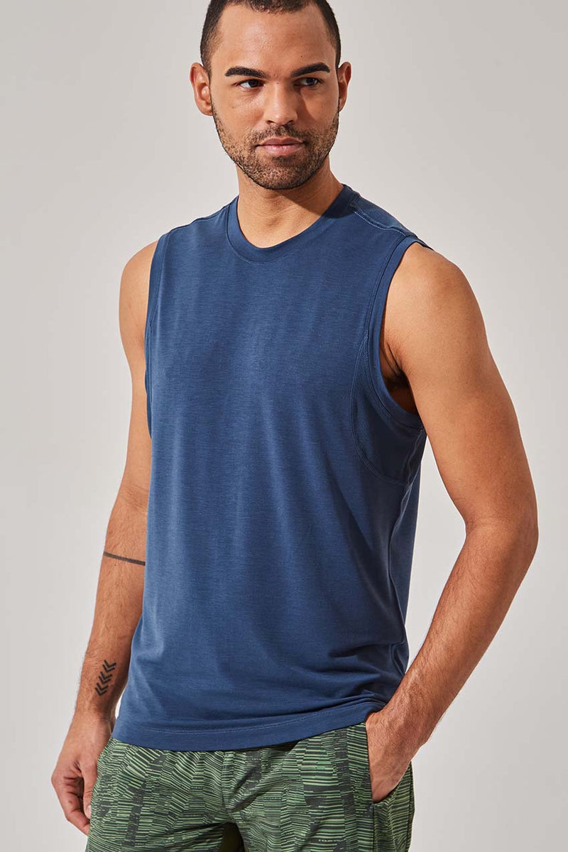 Flex Recycled Polyester Stink-Free Tank - Sale