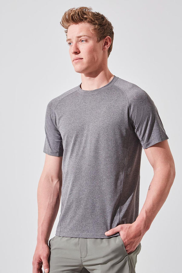 Intent Recycled Polyester Stink-Free Tech Tee