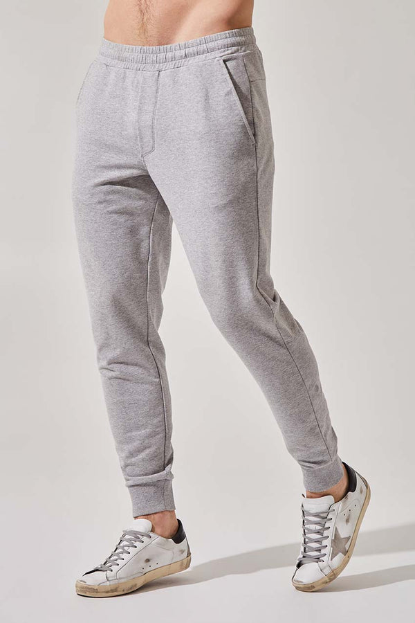 MPG Sport men's Driven Sweat Pant - Sale in Htr Concrete