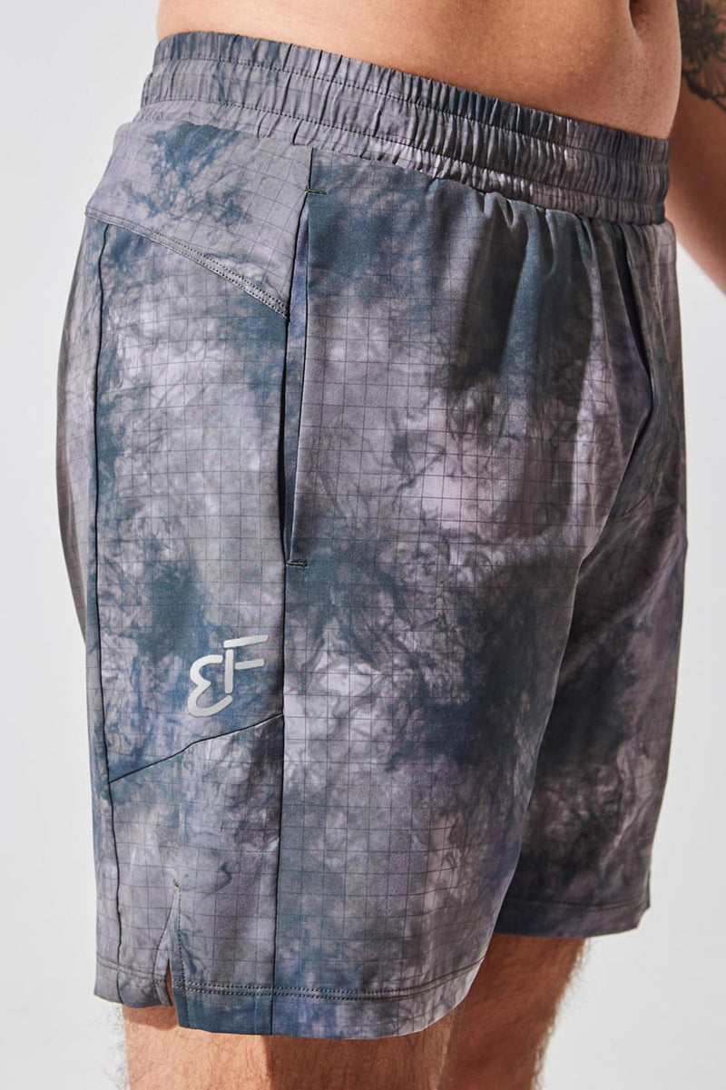 "MPG X BF Stealth 7"" Sustainable Hybrid Short with Liner"