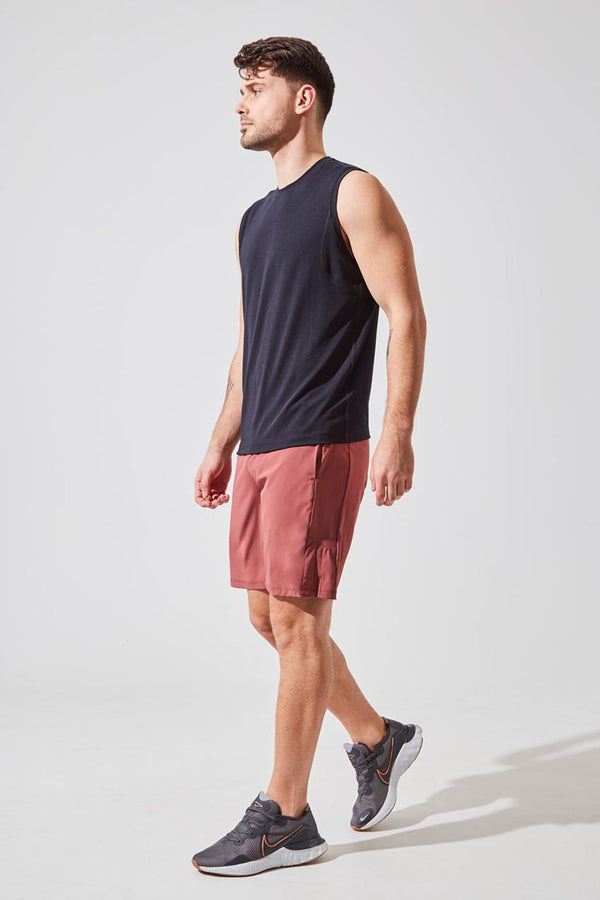 "Crux 9"" Recycled Polyester Short with Liner"