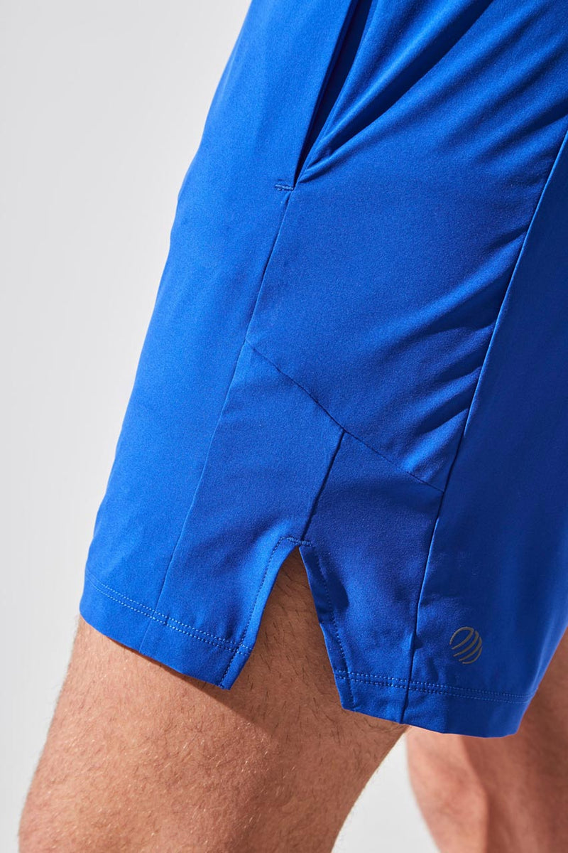 "Catch 7"" Recycled Polyester Short with Liner"