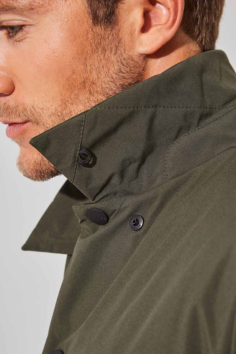 Strength Insulated Shirt Jacket