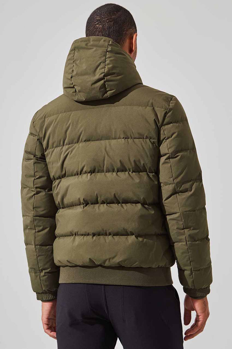 Decisive Down Filled Parka