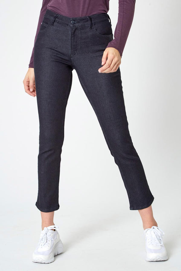 PerformFit Prodigy High-Rise Straight Ankle Jean