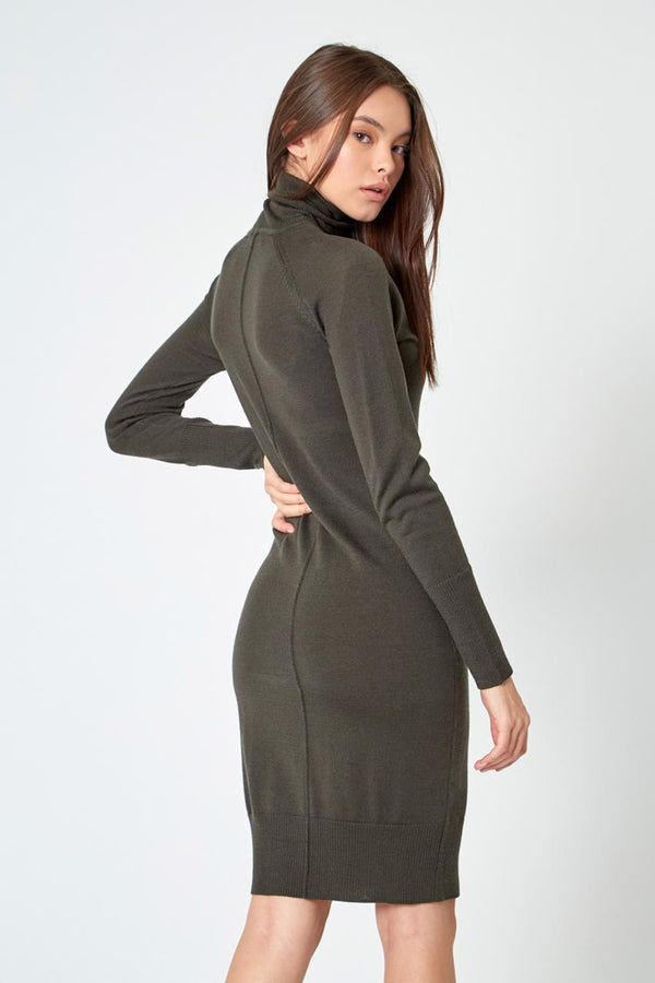 Negotiate Sustainable Merino Sweater Dress