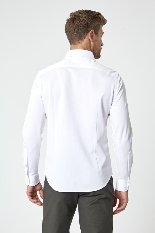 Routine FlexWarp Knit Slim-Fit Shirt