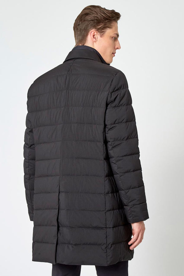 Rapport Puffer Jacket with Removable Fooler