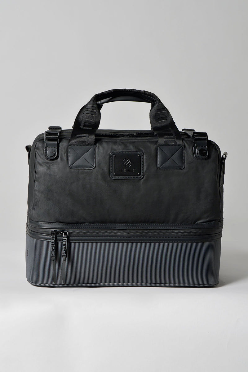 Dual Compartment Tote Bag