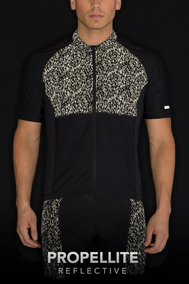 Reflector Cycling Jersey