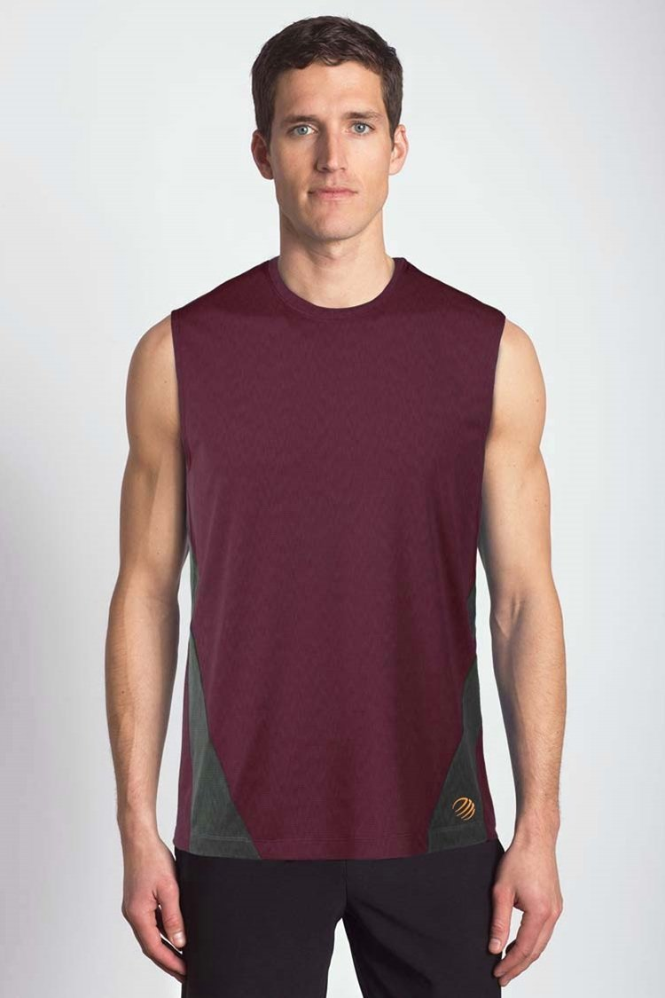 Impact Sleeveless T-Shirt