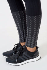 Fuse 2.1 Stink-Free Seamless Illusion Legging