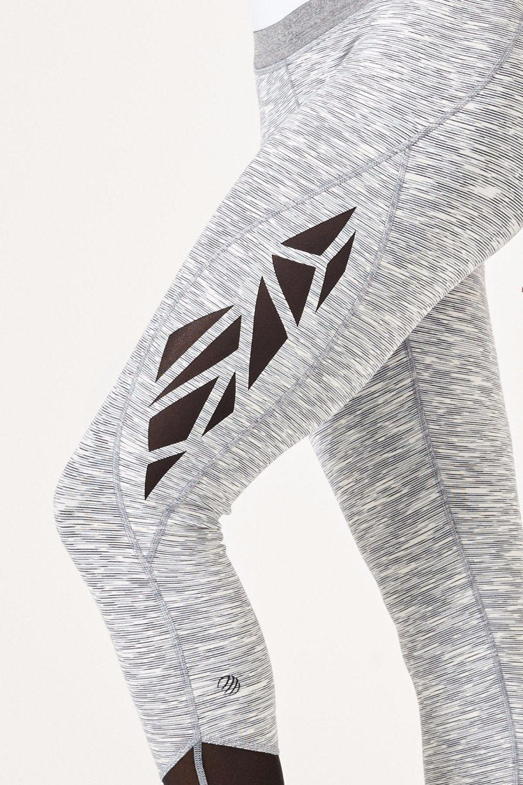 Splicer Laser Cut Studio 7/8 Legging