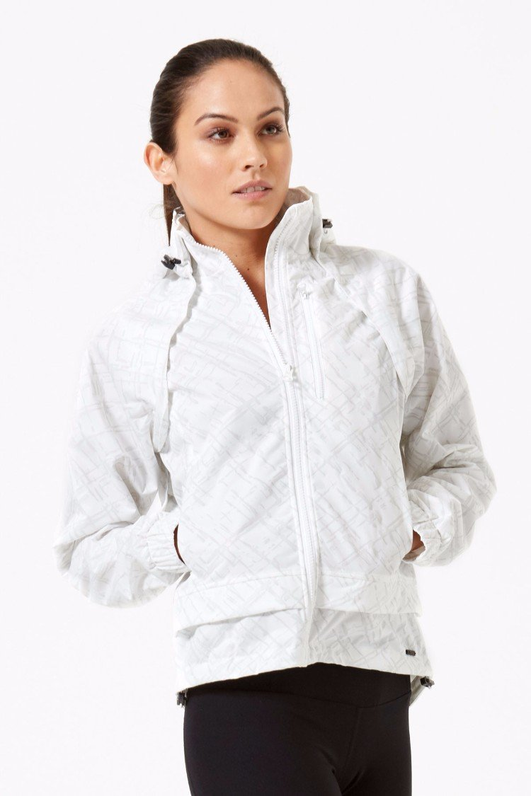 Beacon Convertible Reflective Jacket