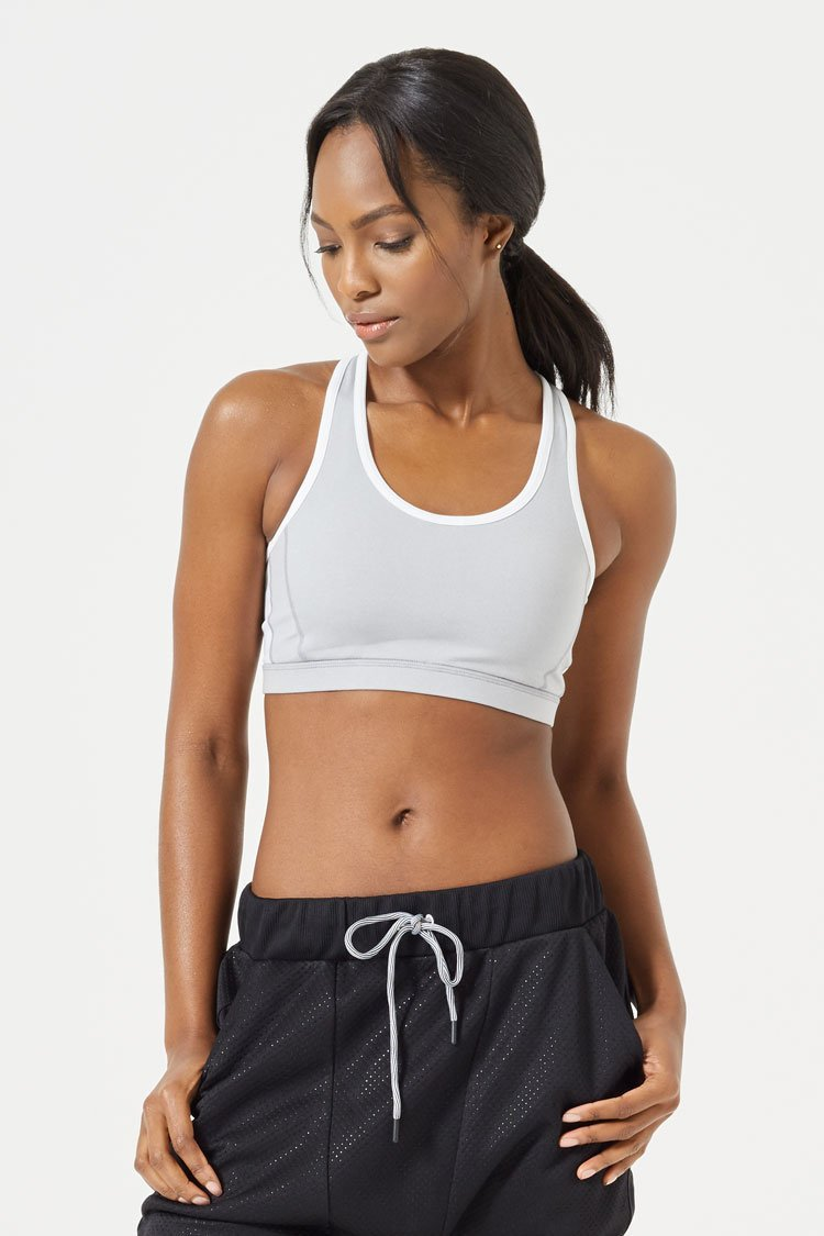 Accomplish 2.0 Maximum Support Keyhole Bra
