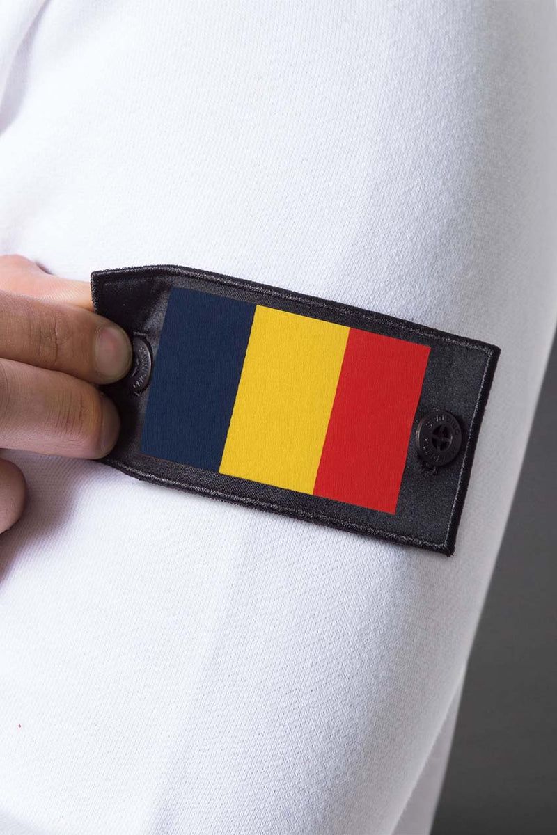 Romania Patch