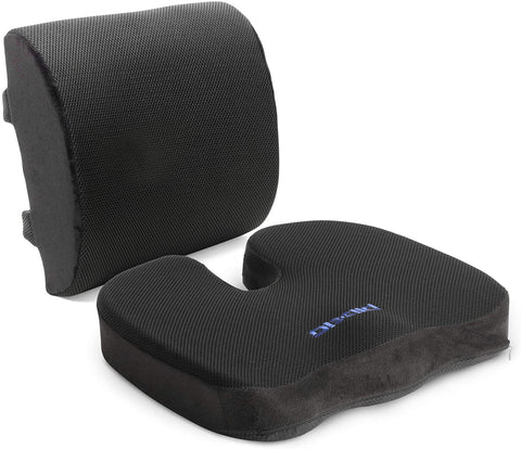 Lumbar Support Cushion Set