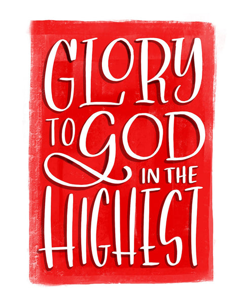Glory to God in the Highest