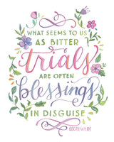 Blessings in Disguise - Oscar Wilde