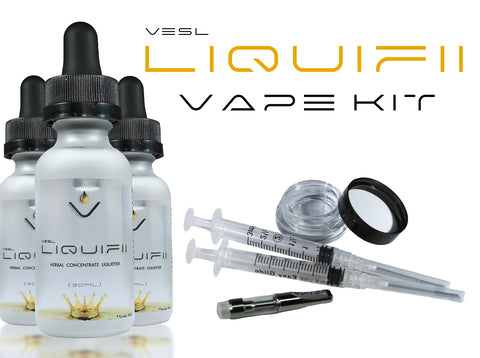LIQUIFII your herbal concentrates into vape liquid instantly with the highest quality liquefier on the market! Simply add concentrate, apply heat, and vape!!