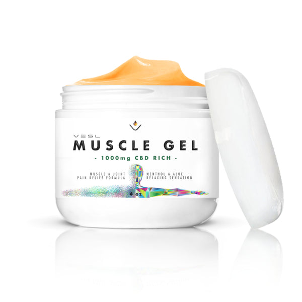 1000mg cbd muscle gel