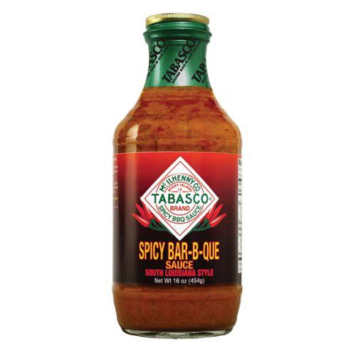 Tabasco Spicy BBQ Sauce