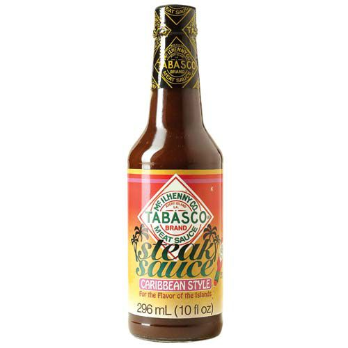 Tabasco Caribbean Style Steak Sauce