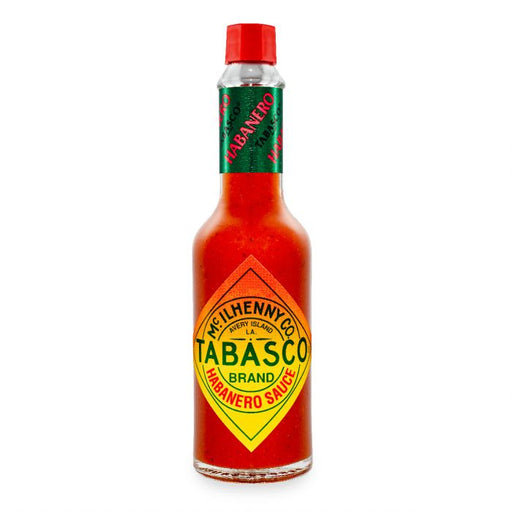 Tabasco Habanero Hot Sauce