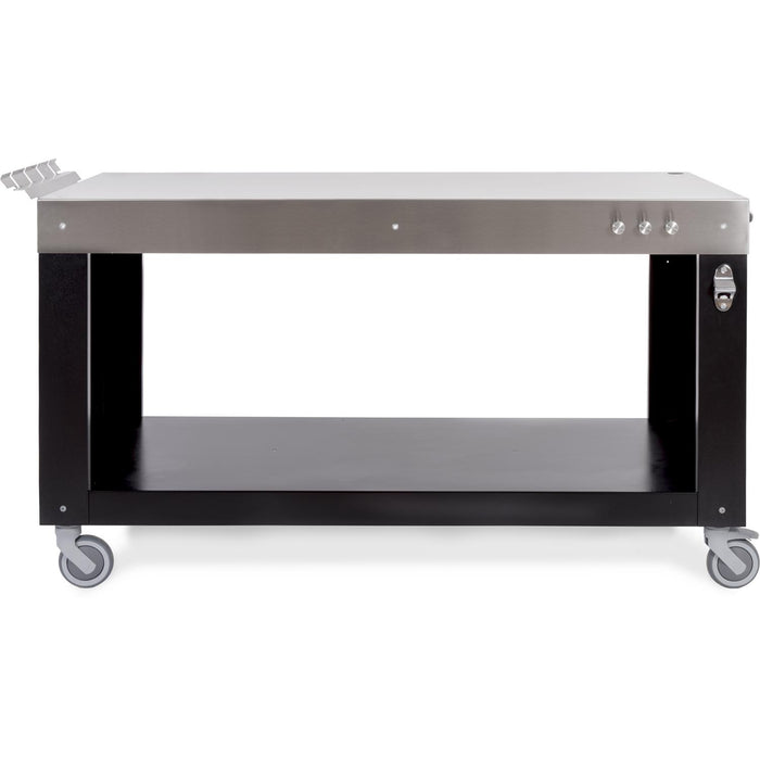 Alfa 63-Inch Stainless Steel Multi-Functional Base & Prep Station