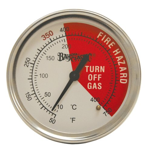Bayou Fryer Thermometer 801611