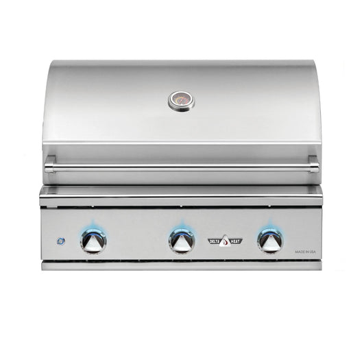 "Delta Heat 32"" Outdoor Gas Grill"