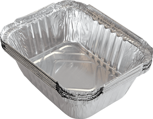 "Napoleon Grease Drip Trays (6""x5"") Pack of 5"